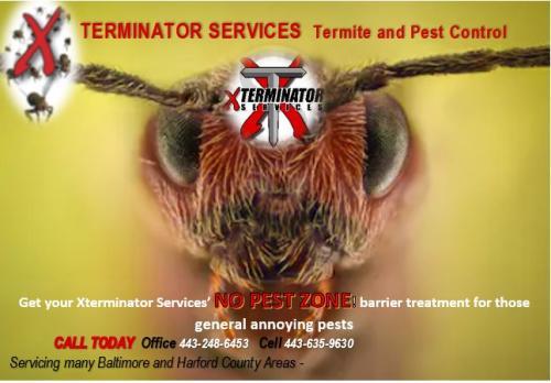 Xterminaor Services AD Pest Control